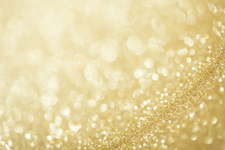 Beautiful festive abstract background with a small depth of field
