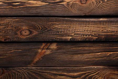 Textuur van oude donkere toonraad in hoge resolutie Stockfoto