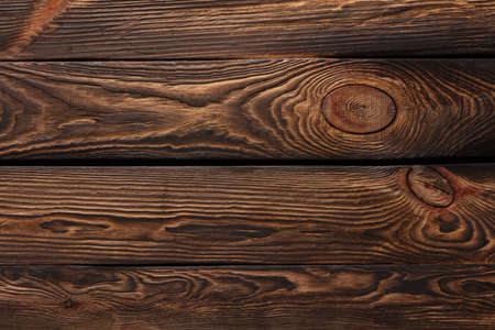 Texture of old dark-tone boards in high resolution