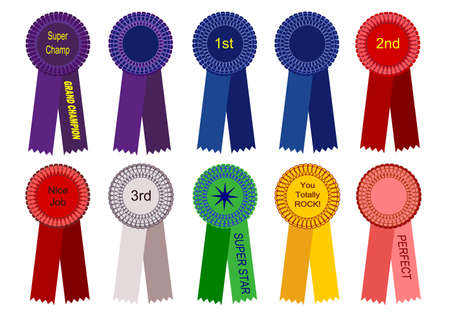 better: Award Ribbons