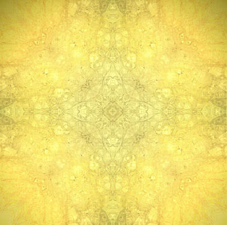 yellow shine: Elegant gold faded background or paper