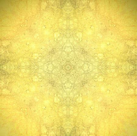 Elegant gold faded background or paper