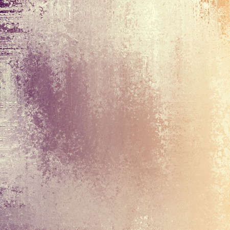 grunge purple and beige smeared background photo