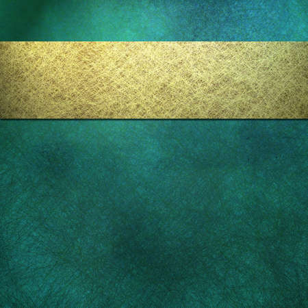 elegant turquoise teal blue background with grunge texture and copy space Stock Photo - 9025416