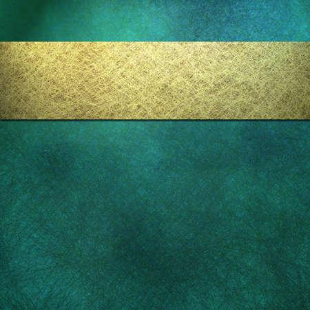 elegante turquoise teal blauwe achtergrond met grunge textuur en kopie ruimte Stockfoto