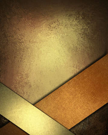 brown: brown, gold, and copper colored background