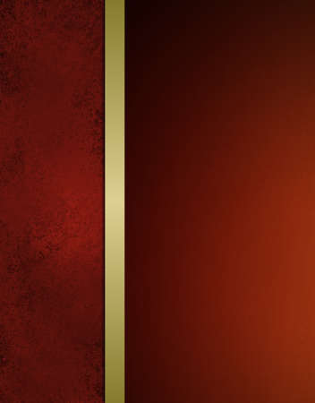 webpage: elegant formal red background Stock Photo