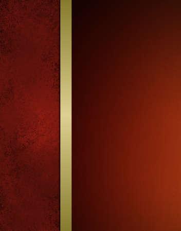 ribetes: elegante fondo rojo formal Foto de archivo