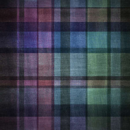 Plaid Background in blue, purple, pinnk, and green colors photo