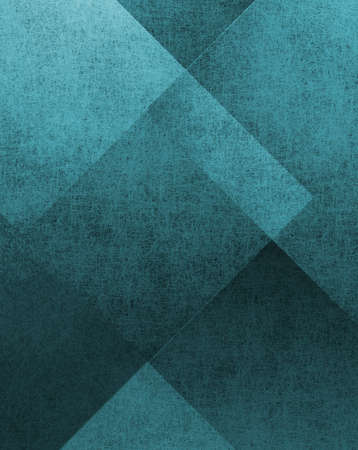 modern background: abstract blue background with vintage grunge designs