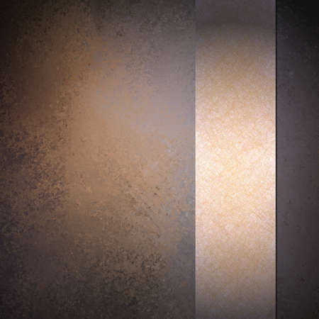 faded peach grunge background with ribbon photo
