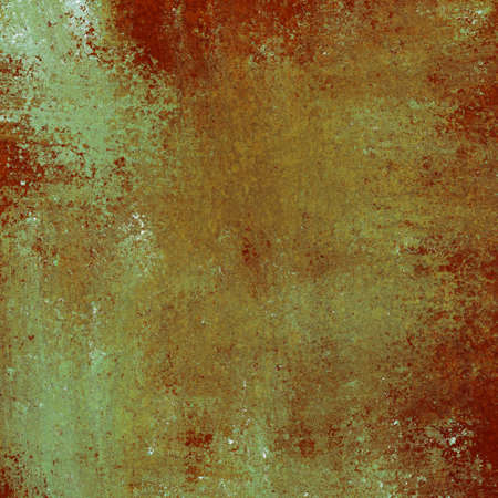 blotchy: vintage cream and red background  Stock Photo