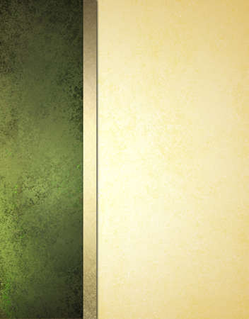 fancy border: beautiful olive green formal background