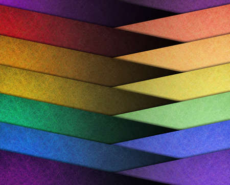 rainbow colours: abstract colorful background in rainbow colors with modern art layout design and parchment paper texture