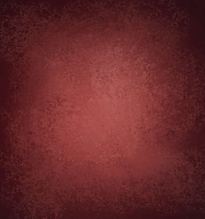 beautiful pink red background with dark vintage grunge texture and lighting of black vignette frame on border of canvas and distressed stain streaks on wallpaper illustration design for graffiti art  Stock Illustration - 12252784