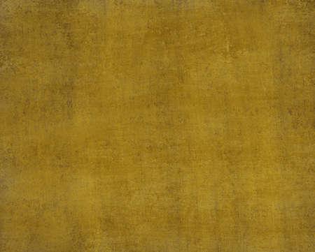 yellow gold background with vintage grunge texture design illustration