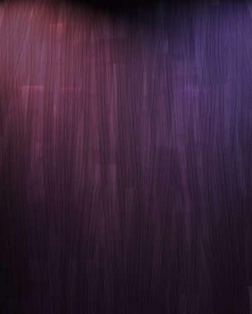abstract modern purple background with smeary streaks of color and texture and soft faded lighting from top corner of frame and dark black vignette vintage grunge shading around border with copy space photo