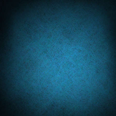 rich deep blue background with black edges photo