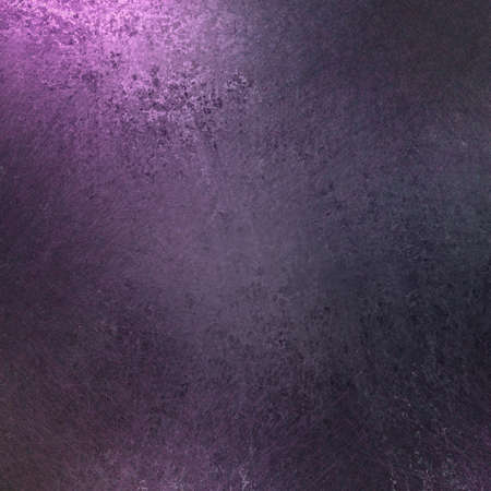 deep purple background color with old worn grunge texture and soft lighting with copy space