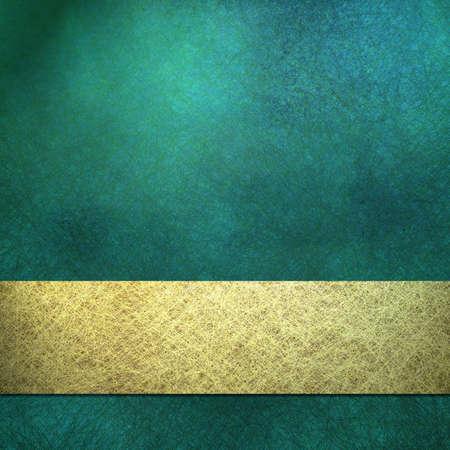 elegante turquoise groenblauw blauwe achtergrond met grunge textuur en kopieer de ruimte Stockfoto