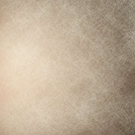 white and brown background parchment  Stock Photo - 12624016