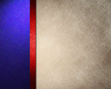state election: red white and blue background