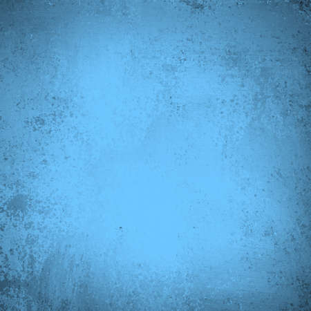 light blue background with faint old vintage grunge texture for Easter backdrop or baby boy birth announcement with copyspace photo