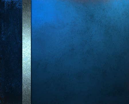 marbled: bello sfondo blu con un elegante modello formale di progettazione del layout per il sito web o di un menu o una brochure