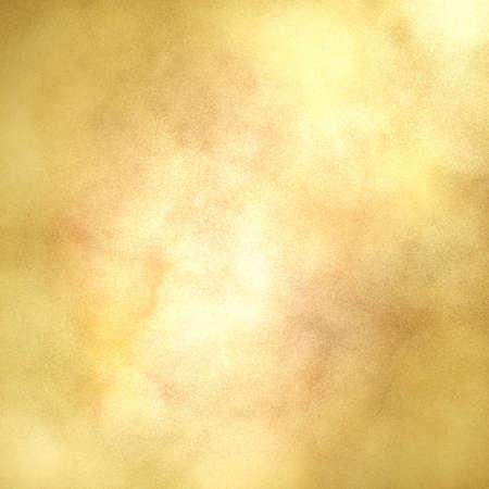 Fond d'or tachetée avec le point culminant centre de copyspace et doux fané mise en page Vintage Design grunge texture Banque d'images - 12624091