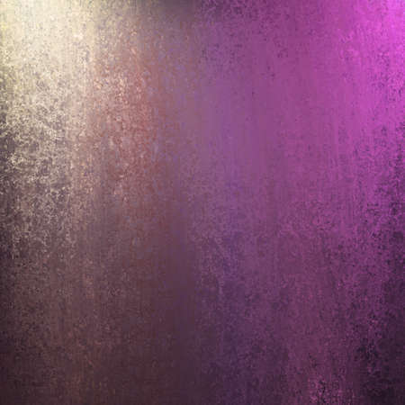 black textured background: pink and purple background with corner lighting and soft faded vintage grunge sponge texture design layout with copyspace Stock Photo
