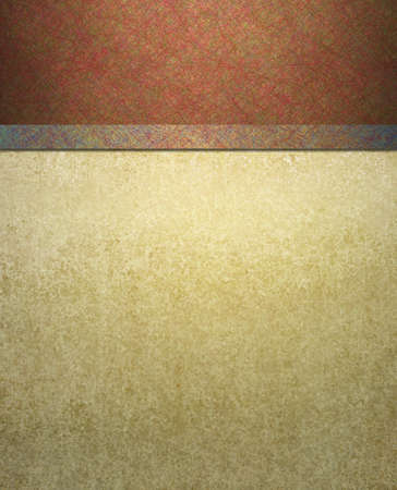 beige brown and rusty red background with copyspace and layout design photo