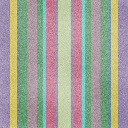 soft faded striped background with fine spot texture in purple and pink colors with yellow and blue green accent lines photo