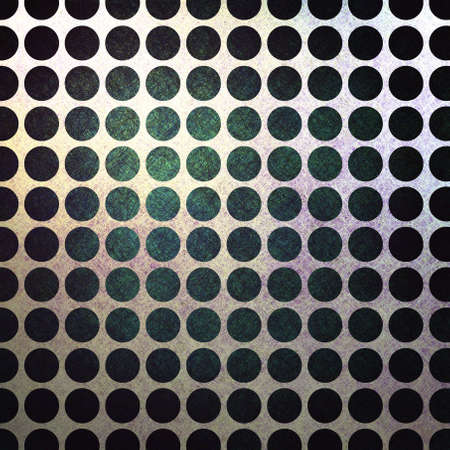 Abstract white and purple and green polka dot background Stock Photo - 13002413