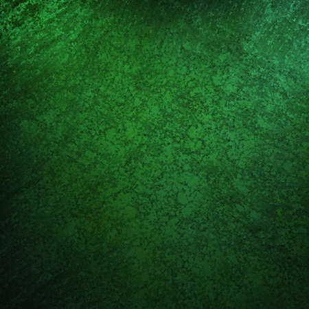 dark green and black background with elegant vintage grunge texture and spotlight with rich color for summer or spring backgrounds photo