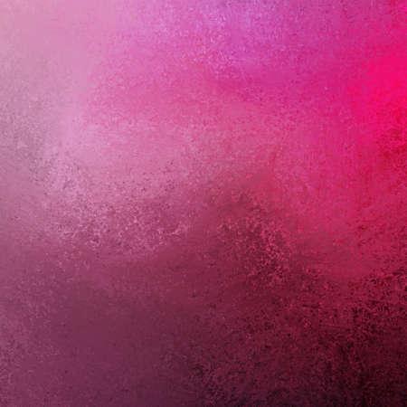 artsy: artsy pink paint color splash background illustration with dark and light contrast colors and black bottom border