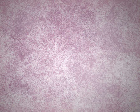 textured wall: pink background with sponge texture and lighted white backdrop with black edges Stock Photo