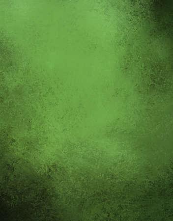 Hermoso fondo verde con manchas de edad, cosecha, textura de fondo grunge, papel verde y fondo de pantalla verde que se usa para el diseño de folleto o diseño de páginas web, tiene un diseño elegante fondo abstracto en la frontera Foto de archivo - 13544348