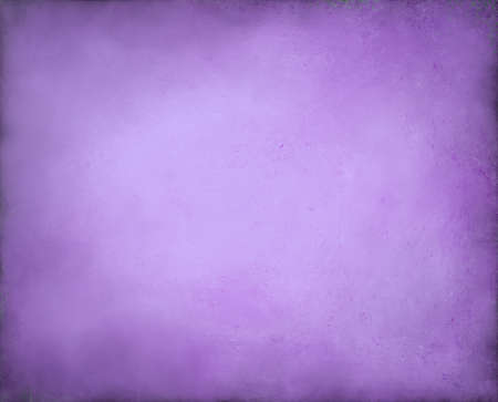 abstract purple background or lavender background of light purple color and vintage grunge background texture, purple paper has soft lighting on pastel background with dark purple bottom border photo