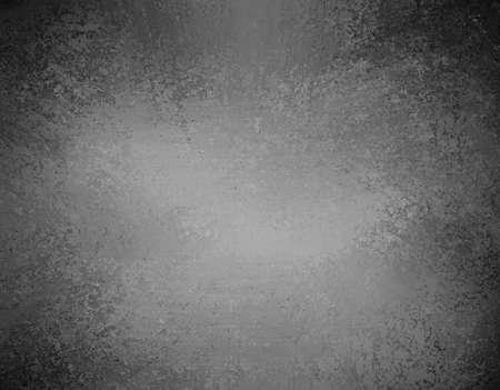 エレガントな灰色のモノクロ黒と白の背景