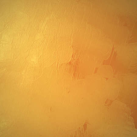 blotchy: abstract gold background texture, pastel color, yellow background paper Stock Photo