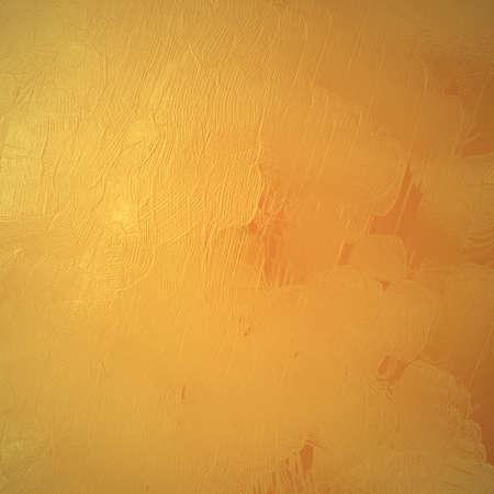 Abstrait Orange Chaude Tonalité De Couleur Jaune Banque D\'Images ...