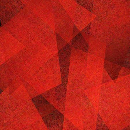 Fondo rojo abstracta Foto de archivo - 13982196
