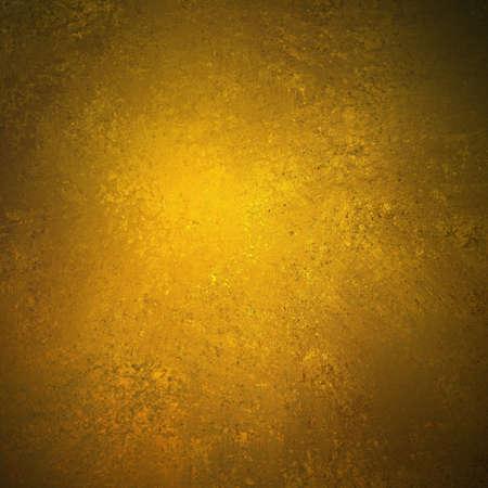 Diseño de color marrón de fondo abstracto de oro en la frontera y textura de fondo de grunge vintage negro, papel de oro marrón para anuncios de aniversario de oro Foto de archivo - 14187179