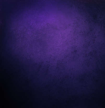 black blue background, dark purple colors, with vintage grunge background texture, abstract spots and stains around border, for elegant brochures, luxury ads, website templates, scrapbook Stock Photo - 14187232
