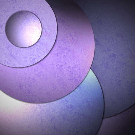 abstract purple background texture on circle shapes photo
