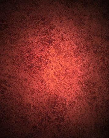 abstracte rode achtergrond met roze kleur op zwart vintage grunge achtergrond textuur, grungy ontwerp rand, rood papier of roze behang voor Kerstmis achtergrond of web template achtergrond of cover van het boek Stockfoto