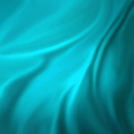 black silk: light blue background abstract cloth texture