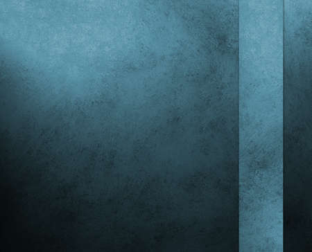 black blue background, dark colors, with vintage grunge background texture, abstract spots and stains around border, for elegant brochures, luxury ads, website templates, scrapbook
