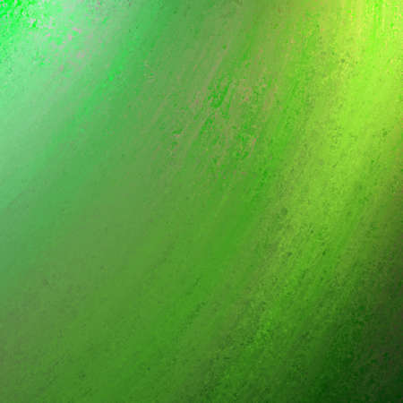 abstract green background design layout with vintage grunge background texture photo