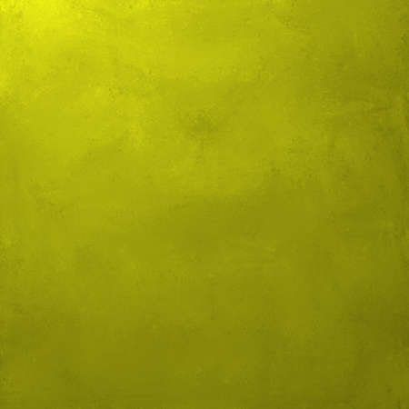 vintage yellow background, soft gold elegant grunge texture background abstract sponge design on wall illustration on paper or stationary, solid plain background for brochure or backdrop Stock Illustration - 14793078